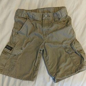 Other - Khaki cargo shorts